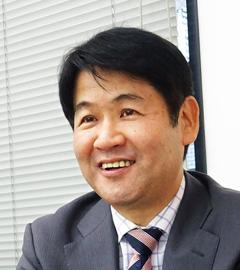 情報セキュリティ株式会社執行役員香山
